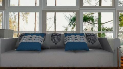 en - Minimal - Living room  - by dcshoe92