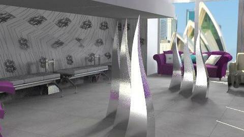 Hotel Lobby - Glamour - by HazelMP