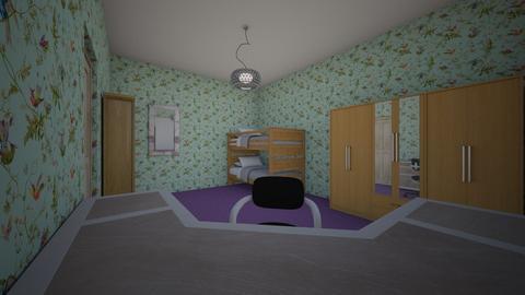 Laura tuba - Kids room - by Liisikle