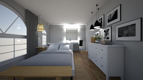 k - Bedroom - by Adrii