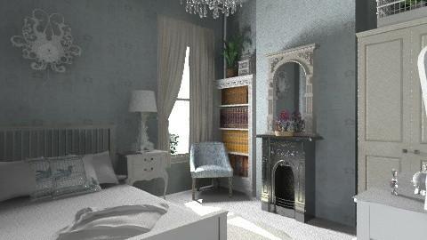 Bleu Dreams Nr 30 - Glamour - Bedroom  - by Lisett