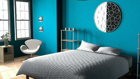 Timeless - Eclectic - Bedroom  - by channing4