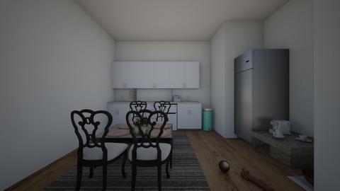 kitchen  - Kitchen  - by lyndsaymayer