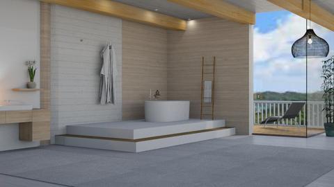 Skyview Bathroom - Bathroom  - by ItsKalaniOfficial