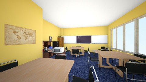 CGLA Classroom - by Christinafischborn