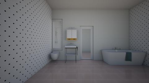 Sweet Bathroom - Bathroom  - by Drachenmaedchen