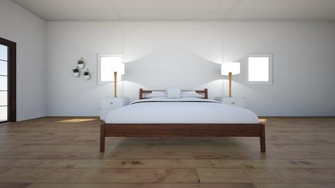 anabelle g dream room - Minimal - Bedroom  - by anabelle goodier
