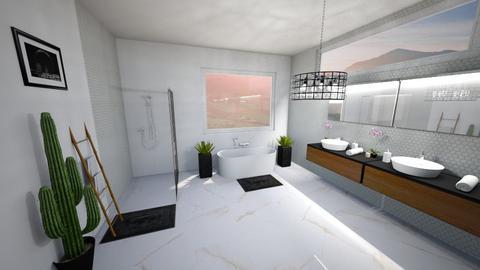 Bathroom project - Bathroom - by briitney