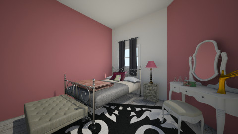nadja - Bedroom - by Tijana91