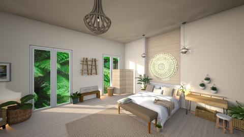 FeNg ShUi - Modern - Bedroom  - by Lulu12345678910