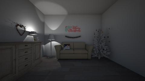 Christmas Living room - Living room  - by myaroommaker