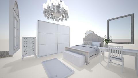 Maddies Glam room - Glamour - Bedroom - by Clevermaddie