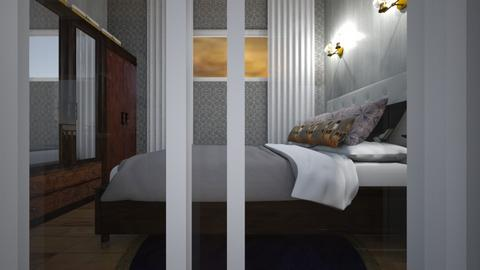 11 X 28 TINY BATH - Classic - Bathroom  - by decordiva1