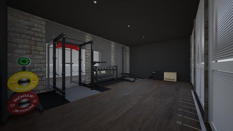 Dream Gym - by rogue_68e2cecfc04379be802c0242014e2