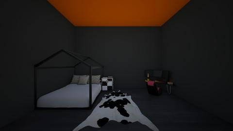 sapnaps room - Bedroom  - by crying_room