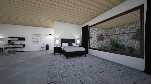 black - Bedroom  - by w167955
