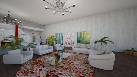 Abertura - Modern - Living room - by elivania