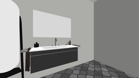 boys masterbathroom - Bathroom  - by populapayton20