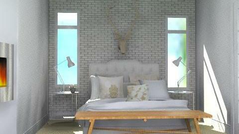 cotswolds bedroom 3 - Classic - Bedroom  - by ezamko