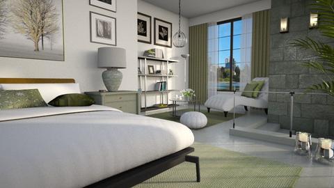 Sage Green  - Bedroom  - by bigmama14