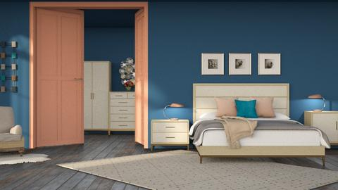 Malone - Modern - Bedroom  - by Claudia Correia