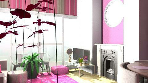 stile. - Eclectic - Living room  - by Phoebe Ficer