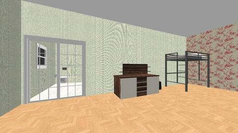 KamBre_McMcichael_P3 - Bedroom  - by HMS Students
