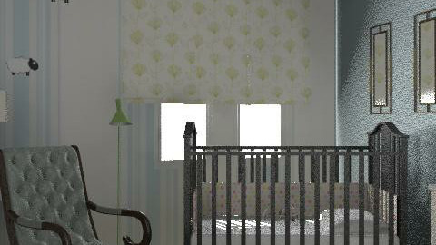 nursery - Classic - Kids room  - by shelleycanuck