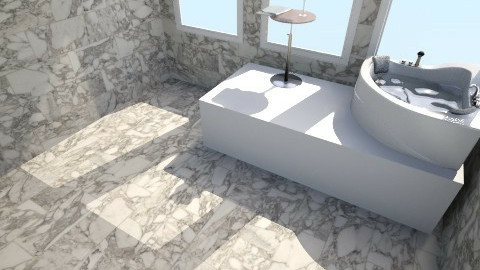 stoneage bath - Classic - Bathroom - by tello