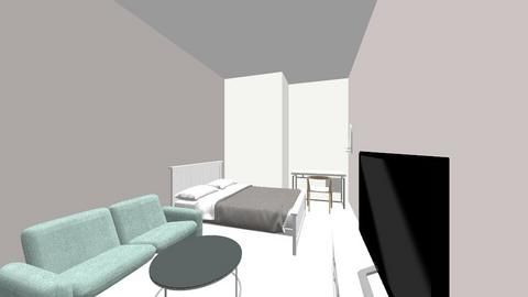 room plan 2 - Living room  - by GimUDent