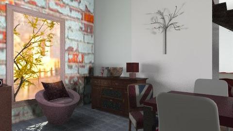 corner - Eclectic - Kitchen  - by mrschicken