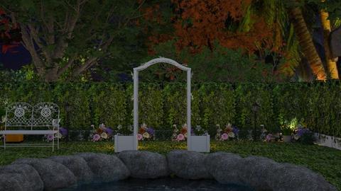 garden new  - Garden  - by Malshi