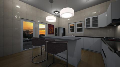 Bajah Kitchen - Kitchen  - by Odilz