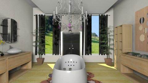bath - Eclectic - Bathroom  - by deleted_1620345943_kellassuncao