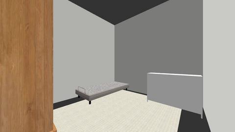 Pauli Murray 2021 2022 - Bedroom  - by oliviasally