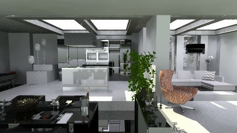 whiteroom - Modern - by StienAerts