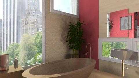 Germanotta hause - Glamour - Bathroom  - by Oliveira Fabio
