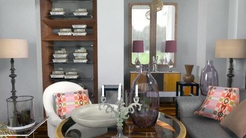 kifisia2 - Classic - Living room  - by naki1