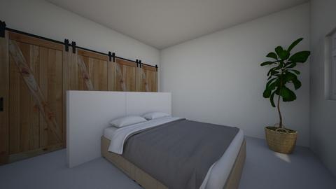 slaapkamer thuis - by Marije Bolt