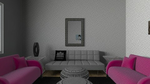 Living Room 1 - Glamour - Living room  - by chelseah114