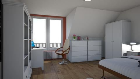 upstairs_bedroom2_JT_2 - Bedroom - by natajax