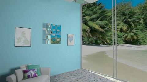 Beach House - Glamour - Living room  - by HGranger2