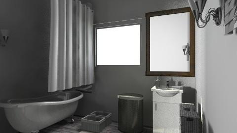 badroom - Modern - Bathroom  - by tita