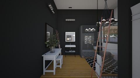 SoftLoft_GuestBathroom - Bathroom  - by lovasemoke