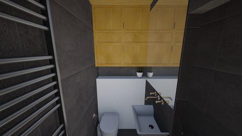 All slate 1 - Bathroom - by RachDyer