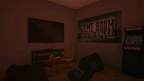 Game room - by LilLil