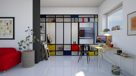 color office - by Lo89
