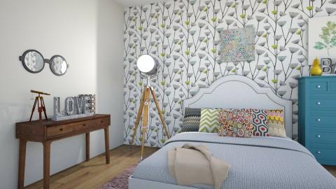 bed hause 1 - Vintage - Bedroom  - by asdedd