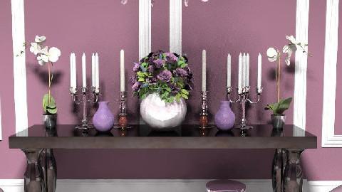 Trend5 - Glamour - Hallway  - by camilla_saurus