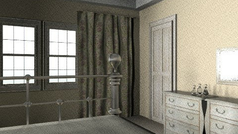 tradition4 - Rustic - Bedroom  - by Yellow1806